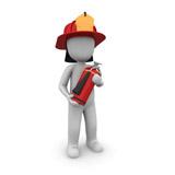 Gel anti-chaleur STOPFIRE 1 litre av. pulv. U