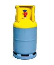 Bouteille récupération de fluide 25 litres